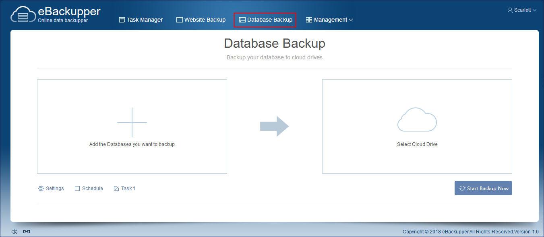 How to Backup A MySQL Database?